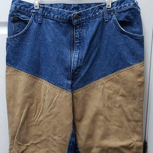 Unknown Hunting Brush Guard Jeans 38 x 29.75